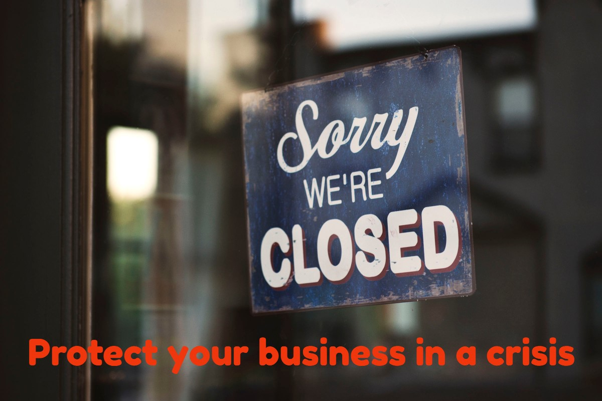 Back office IT | Protect your business in a crisis